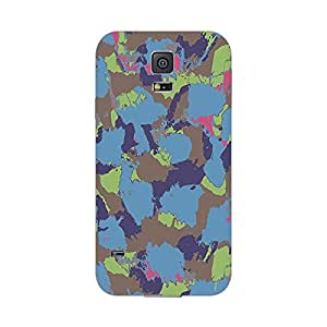Garmor Designer Plastic Back Cover For Samsung Galaxy S5 SM-G900