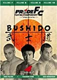Pride Fc: Bushido Collection 3 Volumes 7-10