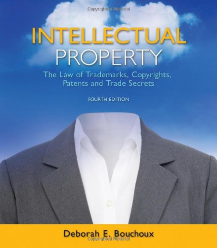 Intellectual Property Law: Intellectual Property: The Law Of Trademarks