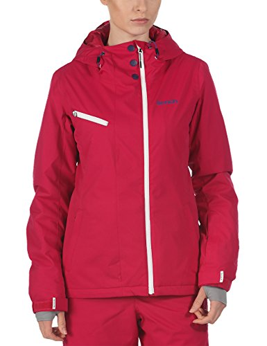 Bench, Giacca sportiva Donna ISSENTIAL, Rosso (Cerise), S