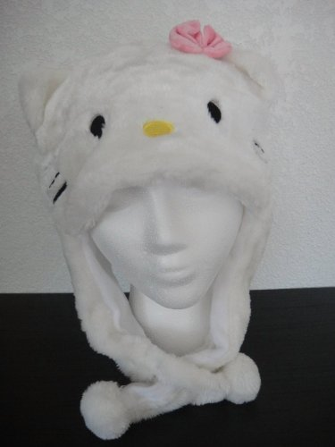 white-kitty-aviator-plush-hat