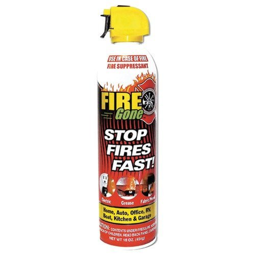 MAX PRO FX-007-102 FIRE GONE FIRE SUPPRESSANT (FX-007-102) – by Promax