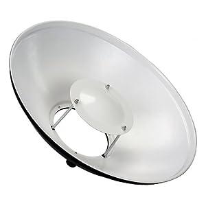 fotodiox 10dish 16 elc fotodiox pro beauty dish 16 inch 40cm for elinchrom monolights prolinca. Black Bedroom Furniture Sets. Home Design Ideas