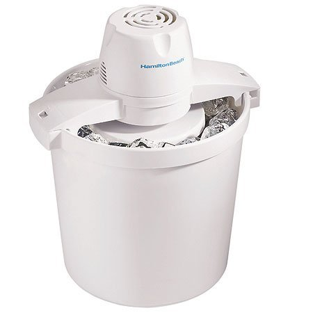 Hamilton Beach 68330R 4Quart Automatic IceCream Maker Picture