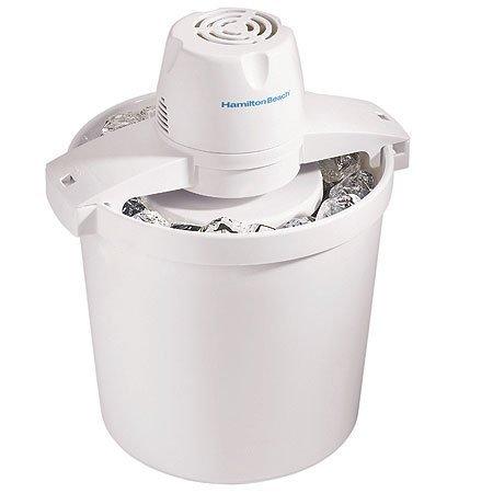 Purchase Hamilton Beach 68330R 4-Quart Automatic Ice-Cream Maker