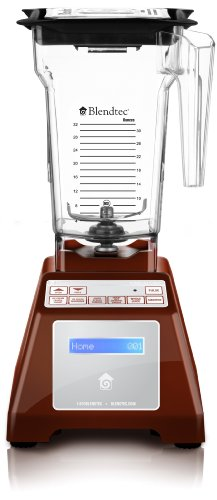 Blendtec TB-631-20 The Professional's Choice 1560-Watt Total Blender, Red