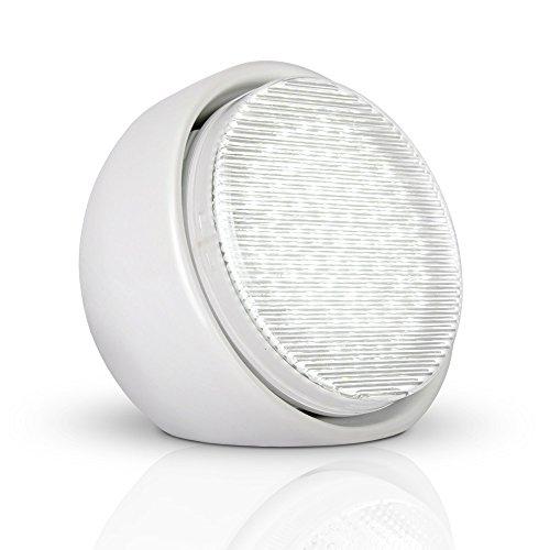 minisun lampe poser 39 sad ou das 39 pour luminoth rapie puissant et compacte led 12 watt 6500k. Black Bedroom Furniture Sets. Home Design Ideas
