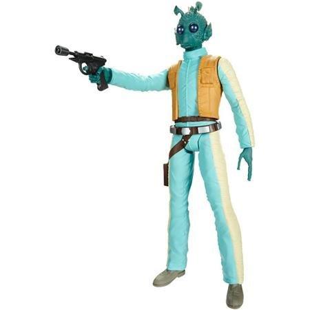 "Star Wars 18"" Greedo Figure"