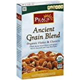 Peace Cereal Organic Flakes & Cluste Roasted Ancient Grain Blend 11 Oz (Pack Of 6)