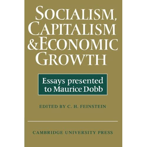 Socialism: the economic system Essay