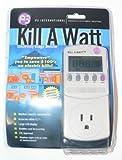 Kill-A-Watt P4400 - P3 International Electricity Usage Monitor