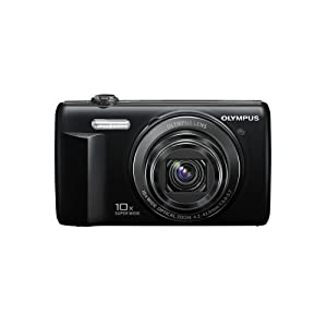olympus vr 340 16mp digital camera with 10x optical zoom