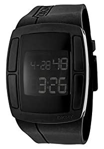 Reloj hombre RELOJ DKNY CB.DIGITAL AC.PAV. CAUCHO NEG NY1385