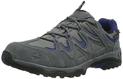 Jack Wolfskin  CANYON HIKER TEXAPORE MEN, Chaussures de randonnée homme Gris tarmac grey 6
