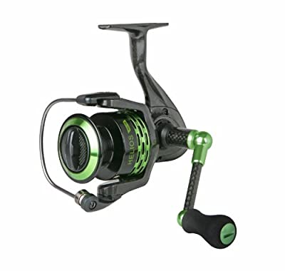 Okuma Fishing Tackle Helios Extremely Lightweight Spinning Reel from Okuma Fishing Tackle Corp.