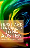 Sense and Sensibility (Dyslexic-Friendly Edition)