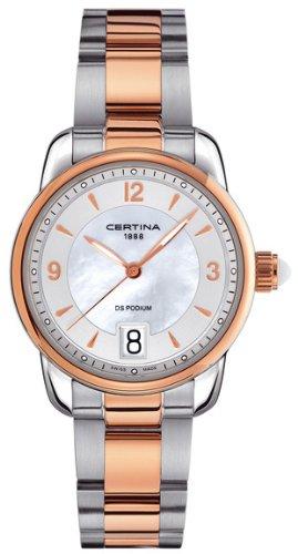Certina Ladies'Watch XS Analogue Quartz Stainless Steel C025,210,22,117,00