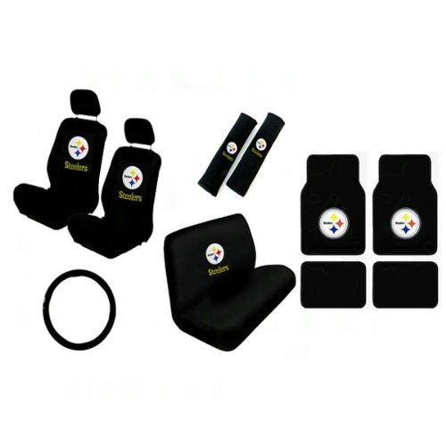 15 Piece NFL Auto Interior Gift Set