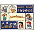 Mainzelm�nnchen 9-teiliges Magnet Set