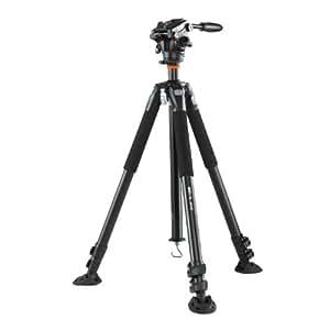 Vanguard Abeo Plus 323AV Kit de Trépied pour Appareil Photo / Caméscope Charge maximum 6 kg Noir