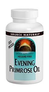 Source Naturals Evening Primrose Oil 500mg, 90 Softgels