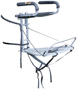 Ol Man Roost Aluminum Hang-on Tree Stand by OL