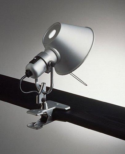 Tolomeo Clip Spot - 220 - 240V (For Use In Australia, Europe, Hong Kong Etc.), Led