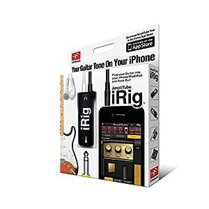 【日本正規代理店品】IK Multimedia iRig MIDI (iOSデバイス用 MIDIインターフェイス) IKM-OT-000006