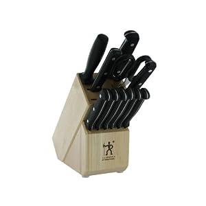 J.A. HENCKELS INTERNATIONAL 12-Piece Fine Edge Pro Block Knife Set by J.A. HENCKELS INTERNATIONAL