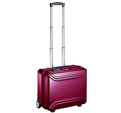 zero-halliburton-air-ii-17-inch-wheeled-business-case-red-one-size