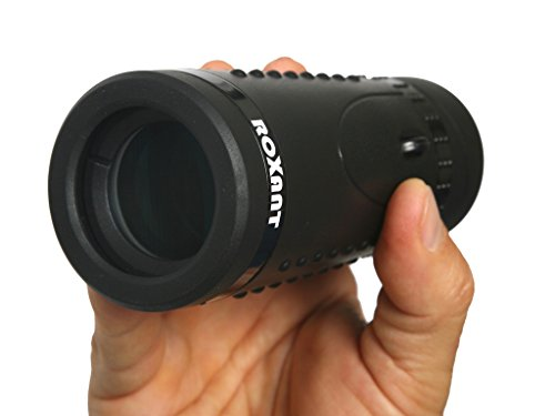 Best Prices! Authentic ROXANT Grip Scope - High Definition WIDE VIEW Monocular With Retractable Eyep...