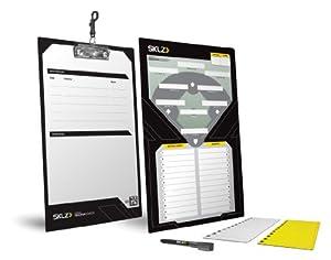 SKLZ Baseball MagnaCoach Magnetic Dry Erase Coaching Tool, 8.5 x 13-Inch by SKLZ