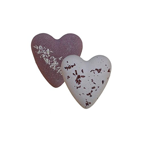Duo-de-Coeurs-de-bain-effervescents-Chocolat-NoirBlanc