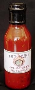 Ketchup Jalapeno Garys Hot Stuff Gourmet