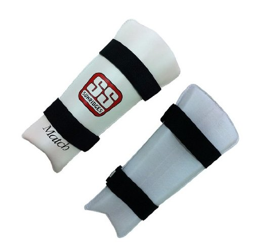 SS Sunridges Match Cricket Elbow Guard Protection Batting Forearm Guard Youths