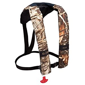 Onyx 3100MX499 Realtree Max-4 Universal M-24 Manual Inflatable Life Jacket by Onyx