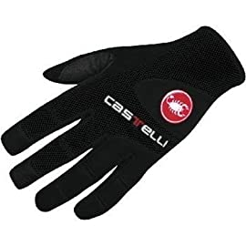 Castelli 2012/13 Sessanta Full Finger Winter Cycling Gloves - K10528