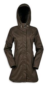 Tatonka Damen Mantel Wallace Coat, graphite, 42, K298
