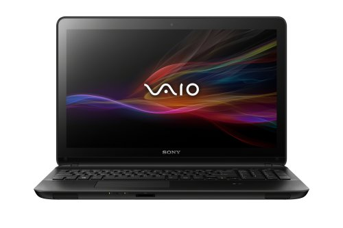Sony VAIO SVF1521KCXB 15.5-Inch Touchscreen Laptop