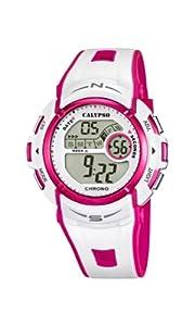 Calypso watches Mädchen-Armbanduhr Digital Quarz Plastik K5610/3