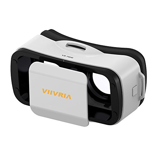 VIIVRIA ® 3D VR Virtual Reality Headset ,Adjust Google Cardboard VR BOX For 3.5-6 inch Phone ,Private Mobile 3D Cinema