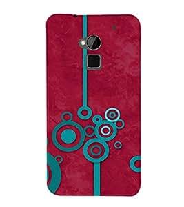 Fuson Premium Printed Hard Plastic Back Case Cover for HTC One Max