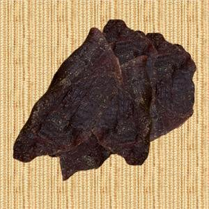 Up North Sweet-n-hot Smoked Beef Jerky 12 Lb