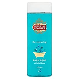 Imperial Leather De-Stressing Bath 500ml (PACK OF 6)