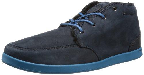 reef-reef-spiniker-mid-ls-black-zapatos-con-cordones-de-cuero-hombre-color-negro-talla-44