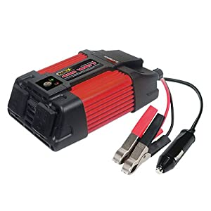 Superex 50-364 400 Watt 12 Volt to 110 Volt Power Inverter at Sears.com