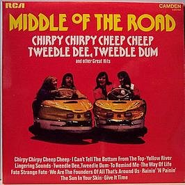 Middle of the Road - Middle Of The Road: Chirpy Chirpy Cheep Cheep, Tweedle Dee Tweedle Dum And Other Great Hits [vinyl] - Zortam Music