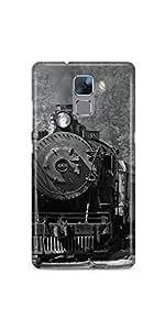 Casenation Steam Locomotive Huawei Honor 7 Matte Case