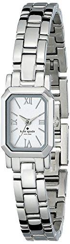kate spade new york Women's 1YRU0631 Tiny Hudson Stainless Steel Watch