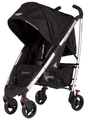 Joovy Kooper Umbrella Stroller, Black